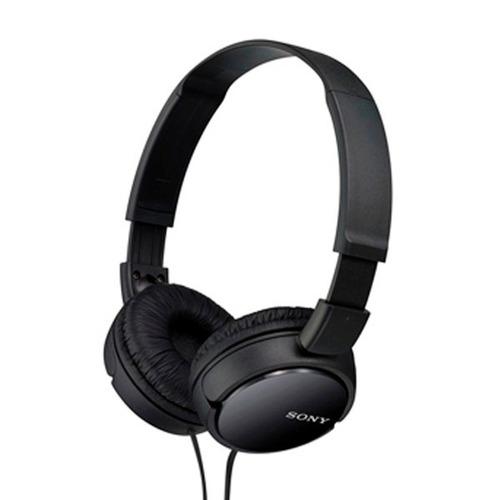 Fone Profissional Sony Preto Zx110 Headphone Original