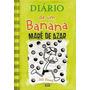 Diário De Um Banana 8: Maré De Azar - Capa Brochura