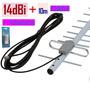 Kit Antena Externa P/ Modem Huawei E3276s 3g Vivo