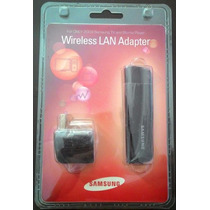 Adaptador Wireless Samsung Wis09abgn Perfeito P/ Tvs Bds Ht