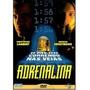 Dvd Original - Adrenalina - O Medo Correndo Nas Veias