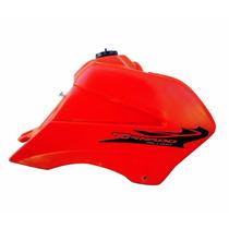 Tanque Plástico X-cell Xr 250 Tornado Vermelho