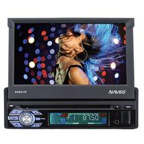 Dvd Player Automotivo Naveg Tela 7 Touch Retrátil - Nvs 3170