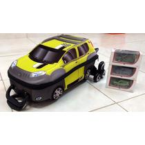 Mochila Fiat Uno Max Toy Diplomata + 3 Miniaturas - 12 X