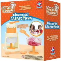 Fabrica De Raspadinha Original Da Estrela - Faz De Verdade !