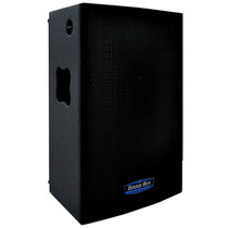 Caixa Som Ativa Stereo Ms15 Soundbox Com Capa De Proteção