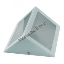Kit 05 Arandelas Triangulo Externa