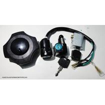 Kit Chave Ignição Completo Cg 125 / Ml / Today 1983 A´ 1994