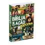 Devocional Bíblia Em Ação (história Em Quadrinhos)
