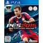 Pes 2015 - Pro Evolution Soccer - Ps4 - Código Psn - Gamesgo