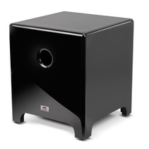 Subwoofer Aat Cube 8 Modern Black Piano