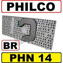 Teclado Philco Phn-14 Cce Mp-07g38pa-36051 71gi41414-00 Br Ç