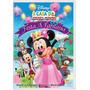 Dvd Disney A Casa Do Mickey Mouse - Festa À Fantasia