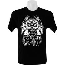 Camiseta Bandas Rock Bring Me The Horizon Masculina