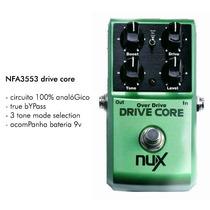Pedal Nux Drive Core Original Com Nfe E Garantia 1 Ano