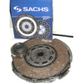 Kit Embreagem Mb1218, Mb1620, Mb2318, Om366 Sachs 6012