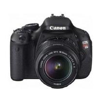 Câmera Digital Canon Eos Rebel T3i 18 Mp C/ Lente 55-135mm