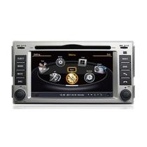 Central Multimídia Hyundai Santa Fé Dvd Gps Tv Bluetooth Usb