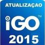 Atualização Gps Igo - Amigo - Primo 3 Navegadores + Menu