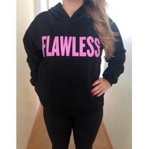 Moletom Canguru Beyoncé - Flawless