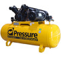 Compressor Ar 15 Pés 130 Lts Mono 110v 220v Pressure Se