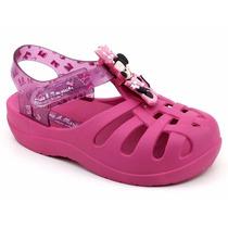 Crocs Original Minnie Sandália Original Crocs Grendhene