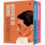 Box O Segundo Sexo Simone De Beauvoir 2 Volumes Novo