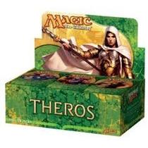 Theros Booster Box - (selada Em Português)