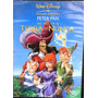 Dvd Disney - Peter Pan Em De Volta À Terra Do Nunca