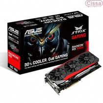Placa Vga 8gb Amd Radeon R9 390x Asus 512 Bits Gddr5 Pci-e