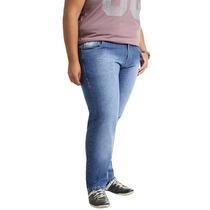 Calça Jeans Lycra Masculina Plus Size Tamanho Grande