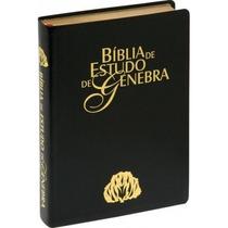 Bíblia De Estudo Genebra