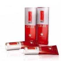 Red Iron Coloração Kit 12 Tubos De 60gr