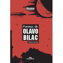 Poemas De Olavo Bilac - Editora Melhoramentos
