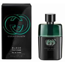 Perfume Gucci Guilty Black 90ml 100% Original