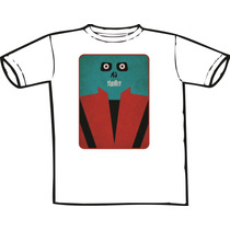 Camiseta Michael Jackson -thriller Zumbi (chega De Mesmice)