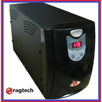 Nobreak Apc Sms Ragtech 2200va Bivolt Engate Bateria Externa