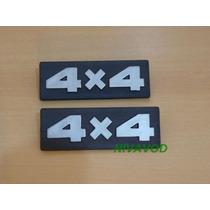 Peças Lada Niva Emblema Lateral Traseiro 4x4