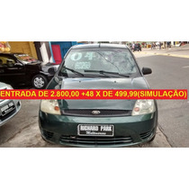 Ford Fiesta Hatch 2004 Completo