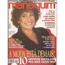 Manequim Nº 426 Junho 95 Capa Suzana Vieira