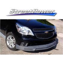 Spoiler Dianteiro P/ Chevrolet Agile