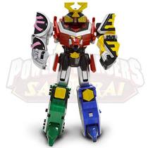 Boneco Power Rangers Samurai Megazord - Bandai / Sunny