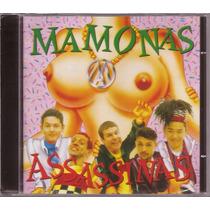 Mamonas Assassinas Cd Novo Original E Lacrado.