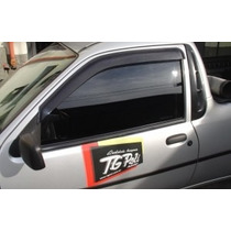 Defletor Tg Poli Ford Fiesta Hatch 96/01 2pt / Courier 97/12