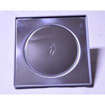 Kit Ralo Em Inox Para Piso Tipo Click 15x15 + Porta Grelha