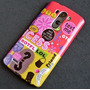 Capa + Pelicula P/ Lg G3 D855 Case Tpu Cartoon Ct