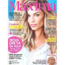 Revista Máxima 53: Grazi Massafera / Outubro De 2014