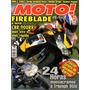 Moto! N°68 Honda Cbr 900rr Fireblade Triumph 955i Bmw K 1200