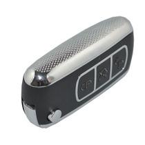 Chave Canivete Positron Metal Cromado Com Lamina E Bateria