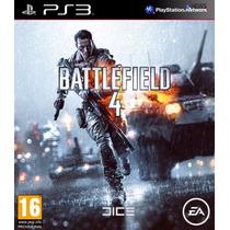 Battlefield 4 - Ps3 - Português-br! - Original Código Psn